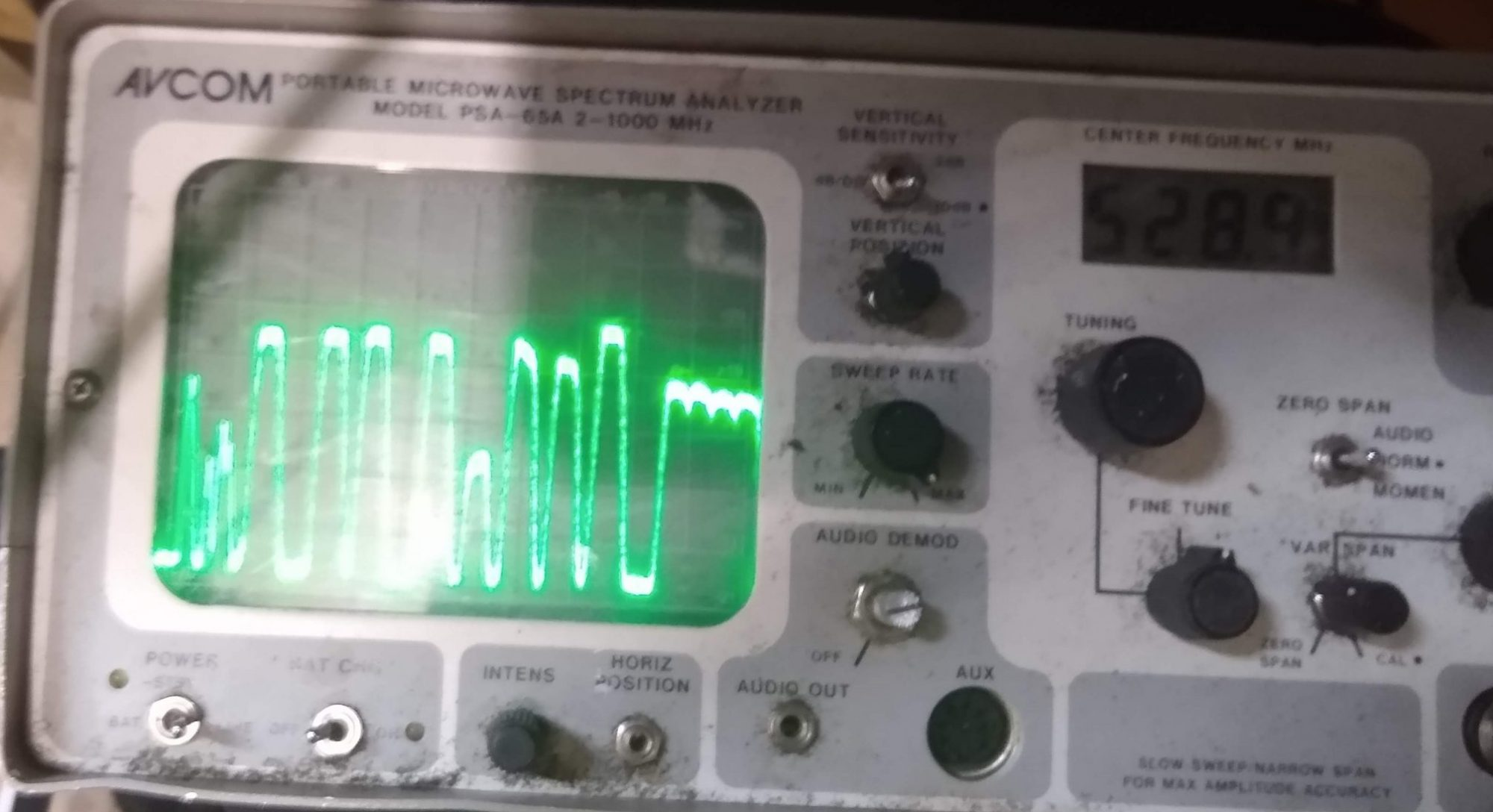 Northern Antenna. (715) 802-6275